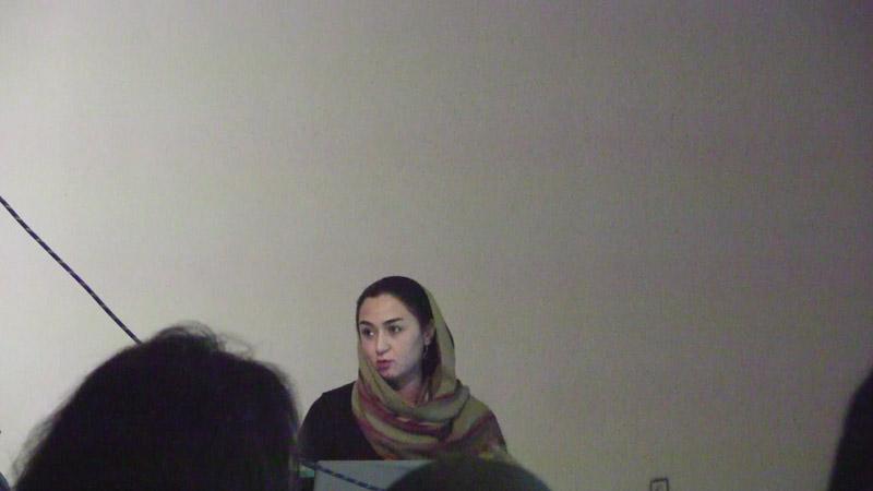 Talk Series #1 : Bita Razavi