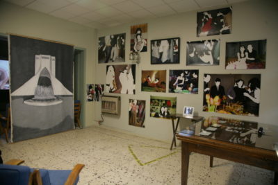 Open Studio by Amirali Ghasemi