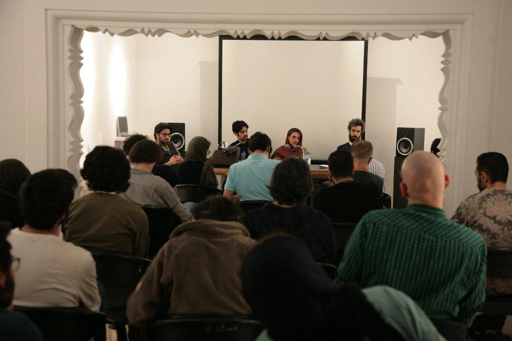 Sound in Performance | Kasraa Paashaaei, Aftab Darvishi and bamdad Afshar