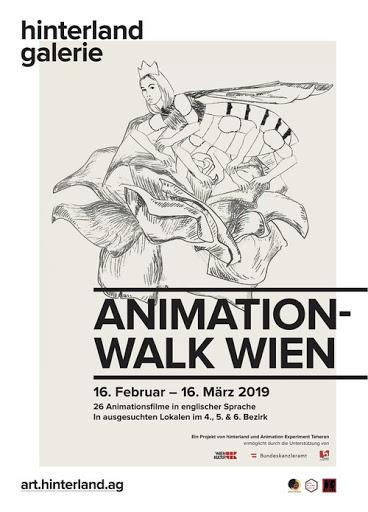 Animation walk - details - vienna